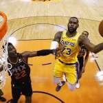 NBA》湖人慘輸西區爐主太陽 回顧詹皇輸給勝率最差球隊史
