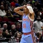 NBA》楊恩意外技術犯規上身離場 米勒力挺怒噴聯盟