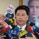 台灣被排除流感疫苗選株會議 吳釗燮:當然是因中國壓力,WHO有檢討必要