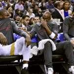 NBA》林書豪轉隊首度先發手感冰冷 暴龍延長賽吞敗
