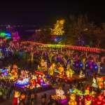 台灣燈會爆紅吸睛 228連假屏東旅宿業績看漲