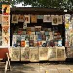 被書架圍繞的河流》巴黎塞納河畔舊書攤列為法國非物質文化遺產 下一步將申請世界遺產!