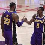NBA》詹姆斯得分超越「籃球之神」熱淚盈眶 湖人仍負金塊吞4連敗