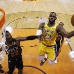 NBA》湖人前景堪憂 詹皇為小將發聲:年輕人難免會犯錯