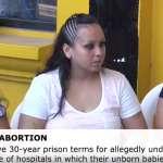 遲來的正義》因為流產,她們被判「加重殺人罪」有期徒刑30年...  獲最高法院減刑,薩爾瓦多三名女性終於重獲自由