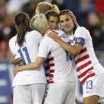 比賽、訓練、獎牌都勝過男球員,薪水卻不到他們的4成!美國國家女子足球隊全員出擊:狀告足協要求同工同酬
