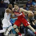 NBA》黃蜂1分之差險勝巫師 主控沃克傳季後離隊