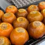 感冒也能吃橘子?鹽烤桶柑橘子成天然止咳妙方,客家阿嬤的古早智慧狠甩咳嗽藥水10條街!【影音】