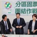 獨家》台南立委補選黨內整合,中評會緩議議長跑票案