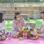 高雄唯一粉紅野餐派對 夢時代變身夢幻樂園