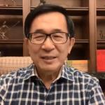 台南立委補選》林濁水:如果勝選是向陳水扁求來的,民進黨選總統哪有不特赦他的空間!