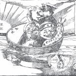 坐進「大碗」的漫畫家:《從諷刺漫畫解讀日本統治下的臺灣》選摘(1)
