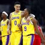 NBA》庫茲瑪歸隊秀長傳 詹皇36分湖人完成20分大逆轉