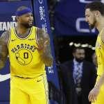 NBA》表弟累了嗎?傳球給場邊柯瑞 教頭:還在找使用說明書