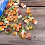 冷凍蔬菜比較沒營養?為何通常只做豌豆、玉米、紅蘿蔔?專家的答案可能超乎你想像!