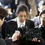 迷姦、偷拍、性招待...南韓娛樂圈「核彈級醜聞」擴散中,鄭俊英今到案說明:非常抱歉