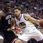 NBA》湯普森連7年投進200個三分球 「浪花兄弟」共享榮耀