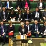 「我們還是晚一點再脫歐吧」413票對202票,英國下議院通過「推遲脫歐」