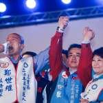 立委補選4席藍只拿1席 羅智強點出3警訊:國民黨不能只靠韓國瑜「一人救全黨」!