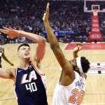 NBA》快艇教頭大讚祖巴茲 貝佛利補一槍:湖人,我們謝謝你