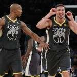 NBA》又有半仙開口 衛斯特:勇士奪冠最大威脅是公鹿