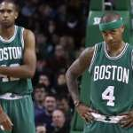 NBA》昔日戰友如今交手 霍佛德嘆:我會來波士頓都是因為他