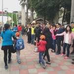 通學步道改善 山佳國小打造行走無礙通行環境