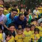 視察錦和運動公園 侯友宜宣布將推動樂齡公園