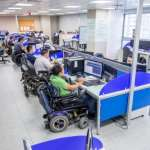 未足額進用身障者 力晶連9月居首 中研院、警專、世界先進、中原大學上榜