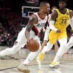 NBA》里拉德33分、12助攻擊斃獨行俠 19次30-10追上隊史傳奇