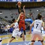 籃球》世新破北市大不敗金身 挺進UBA女子組冠軍戰