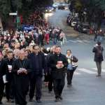 在義大利天主教特有節日的這一天,我參加了緬懷基督殉道者紀念會...