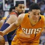 NBA》布克兩戰平均54.5分 生涯3場50+太陽全部西沉