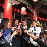 前藍委孫大千宣布參選大同士林立委 韓冰、許淑華站台