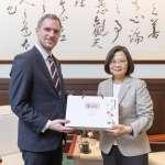 感謝布拉格市長挺台 蔡英文:台灣是你第二個家