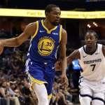NBA》天下第二人離開勇士謠言滿天飛 名將皮朋:杜蘭特幹嘛離開金州?