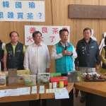 1萬盒茶葉只賣700盒是因農藥殘留?嘉義茶農「火大」要韓國瑜講清楚跟誰買茶