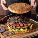 慶賀「令和」時代到來 東京君悅酒店推出巨無霸和牛漢堡 要價日幣10萬元!