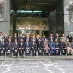 35位產學領袖新北齊聚 成企業拼經濟最有力夥伴
