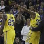 NBA》杜蘭特向裁判爭論遭驅逐出場 勇士仍輕取金塊