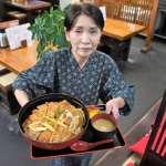 跟臉盆一樣大的豬排蓋飯! 奈良「國境食堂」歡迎挑戰
