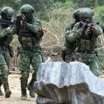 曾走520公里橫跨7縣市、攻合歡山主峰 國軍各單位行軍訓練「來硬的!」