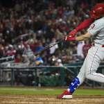 MLB》哈波回國民主場就開轟 首戰將球「射向月亮」
