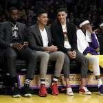 NBA》詹姆斯將積極為湖人招募球員 與杜蘭特場邊談話引起網友熱議