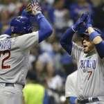 MLB》單場2轟2盜甩譏諷?! 海沃德:就是打好棒球