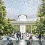280家商店與餐廳、40公尺高的室內瀑布、迷宮世界……新加坡斥資393億元打造生活時尚地標「星耀樟宜」