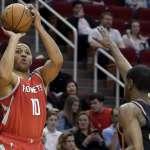 NBA》火箭成功射下太陽 單場27顆三分球再創新猷