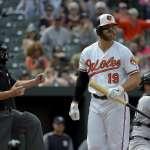 MLB》戴維斯跨季44打數無安打 直逼聯盟「不名譽紀錄」