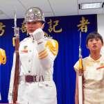 她報考海軍陸戰隊 國軍儀隊可望出現首位女兵