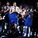 NBA》「41.21.1」21年生涯畫下句點 德佬生涯最終戰賽前淚灑球場